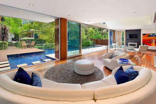 Wahroonga House by Darren Campbell Architect