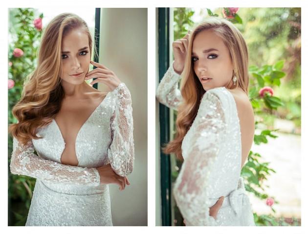 Divinos vestidos de novias | Colección  Shanny Golasa