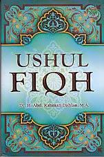 toko buku rahma: buku USHUL FIQH, pengarang rahman dahlan, penerbit amzah