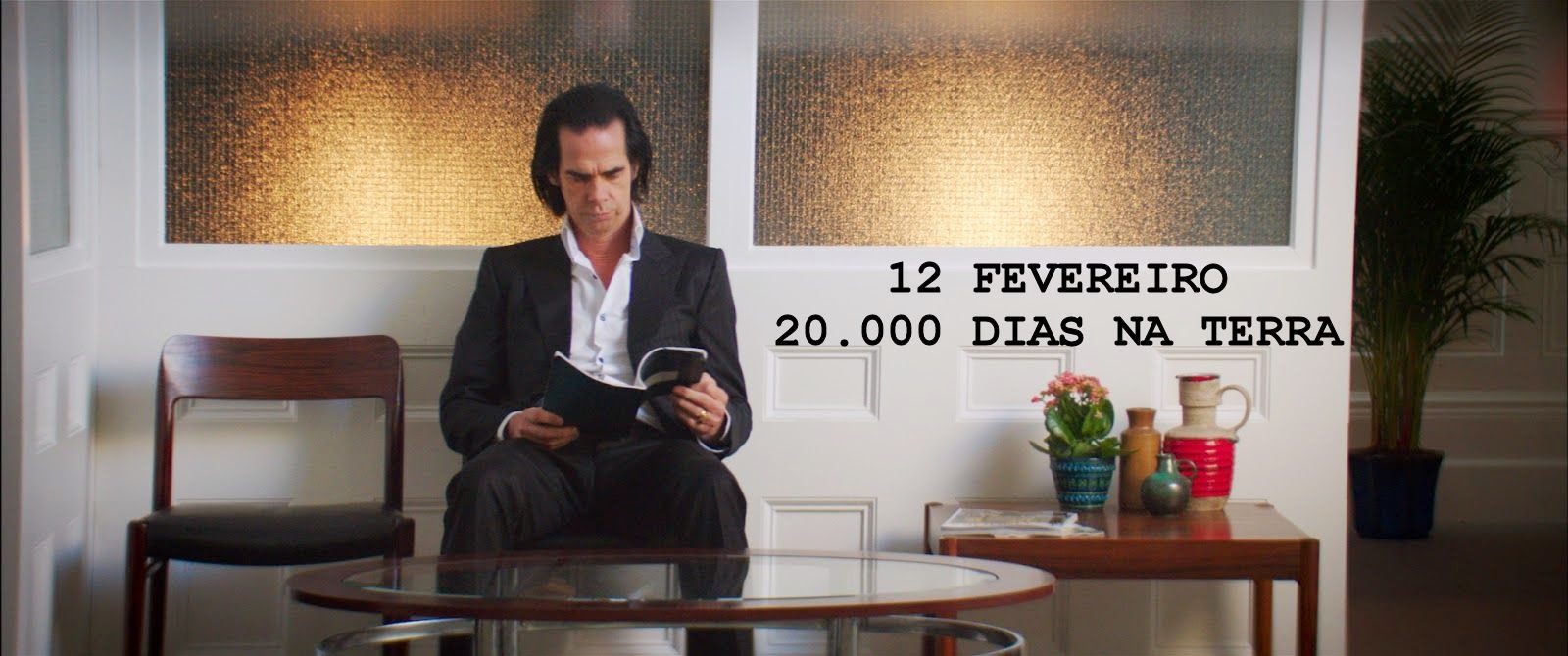 20.000 Dias na Terra - 20,000 Days on Earth (2014)