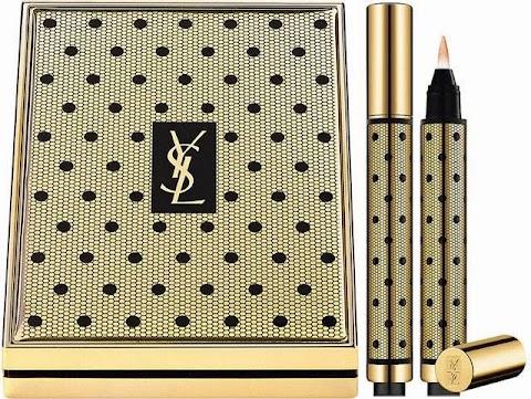 YSL Couture Palette and Touche Eclat riboto leidimo 2015 metų pavasario kolekcija