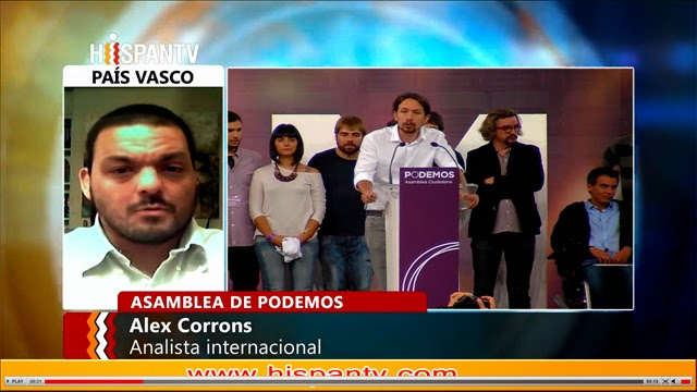 http://hispantv.com/detail/2014/10/19/293387/podemos-una-alternativa--espaa