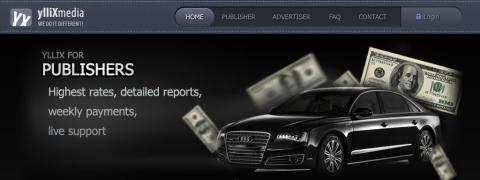 Hướng dẫn đăng ký kiếm tiền với Yllix bằng hình ảnh