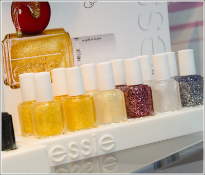 Luxeffects Collection essie nail polish