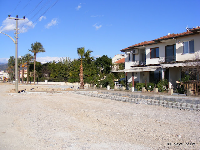 Fethiye Harbour Road
