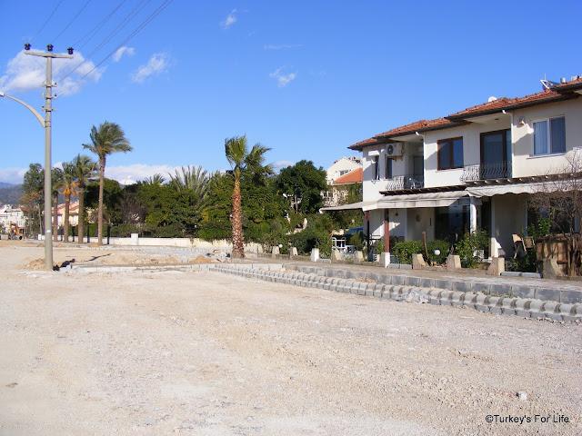 Fethiye Harbour Road