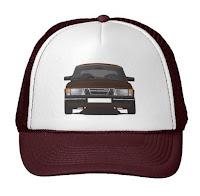Saab 900  lippis, keps, trucker hat