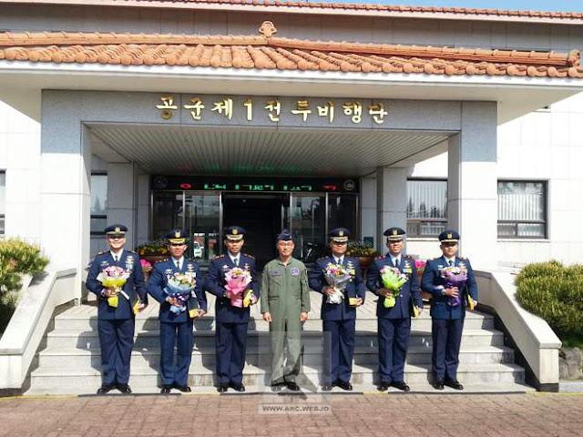 6 Pilot TNI-AU Lulus Pelatihan Tahap 1 Dengan Pesawat T-50