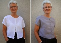 Sewing Pattern: Judy Top