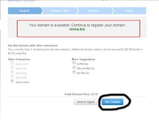 Get domain intuit