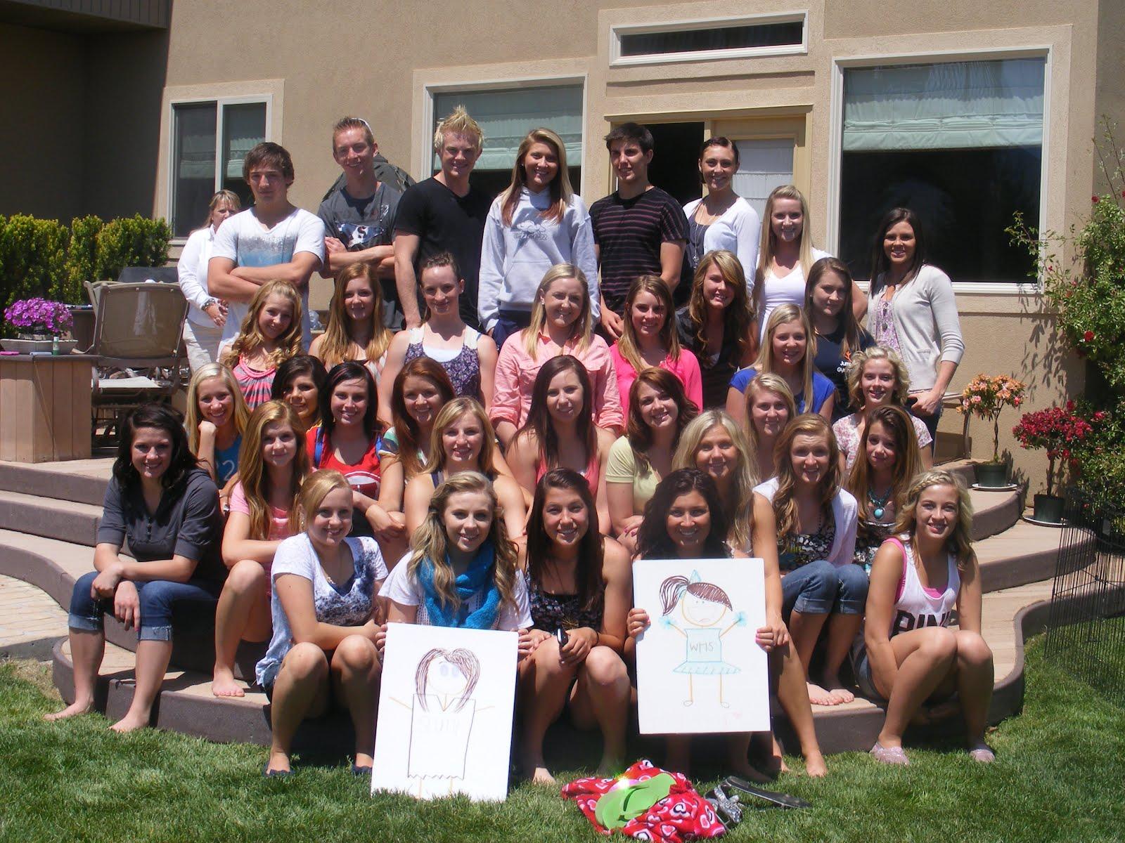 Westlake High School Cheer: Team Pictures