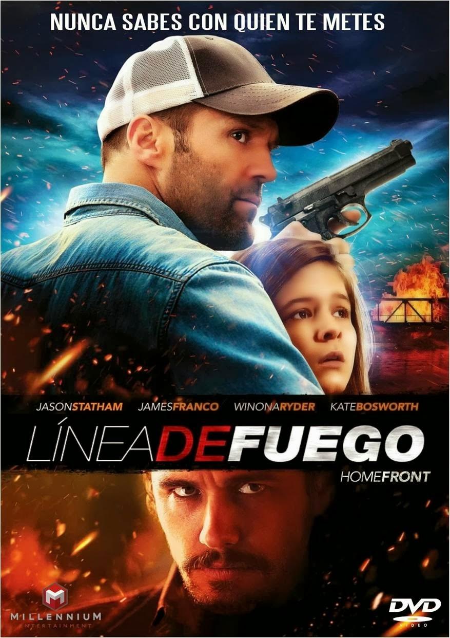 Linea De Fuego 2013 [DvDRipAudioLatino][Acci�n]