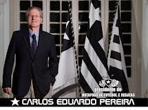 Carlos Eduardo Cunha Pereira- Presidente do Botafogo Triênio 2015/2017