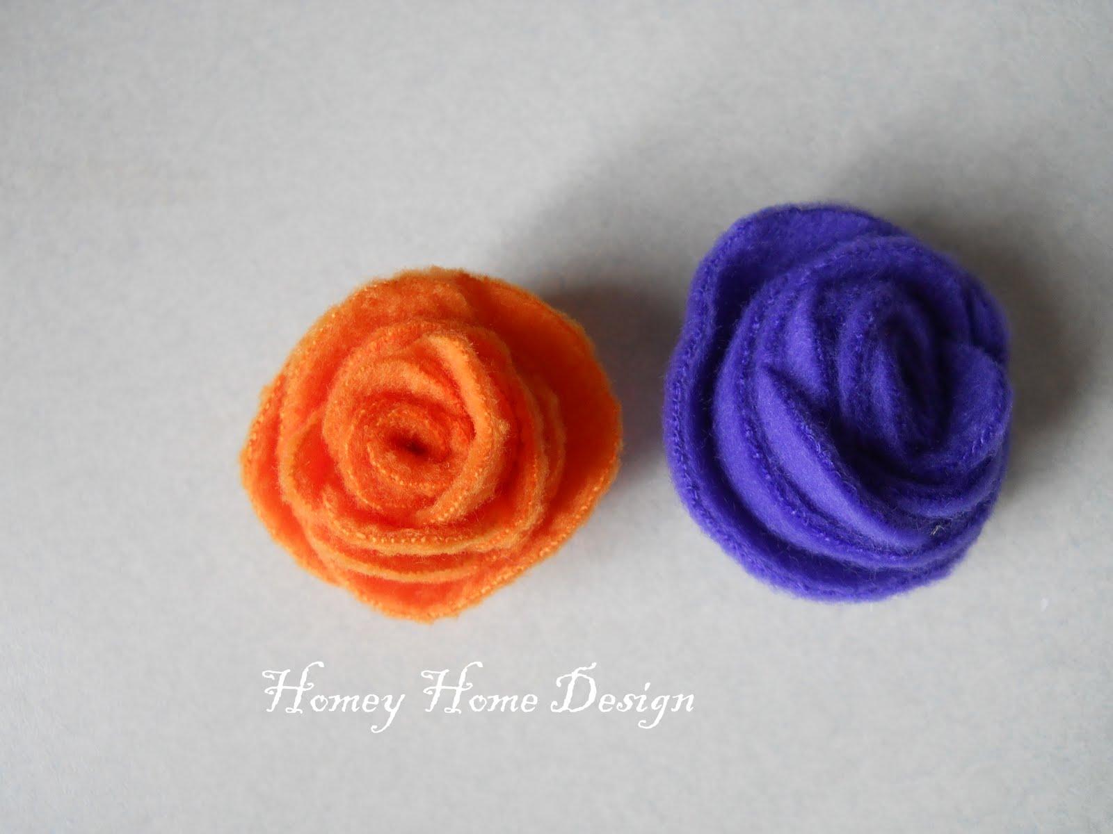 homey home design spring flower wreath