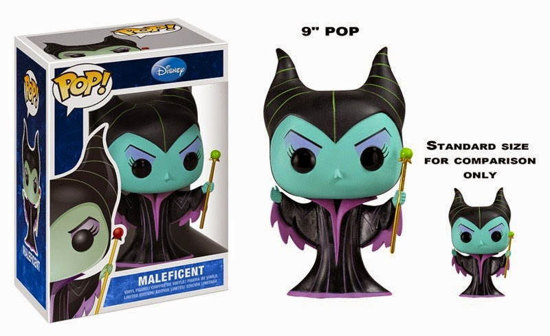 "9"" Maleficent Funko Pop!"