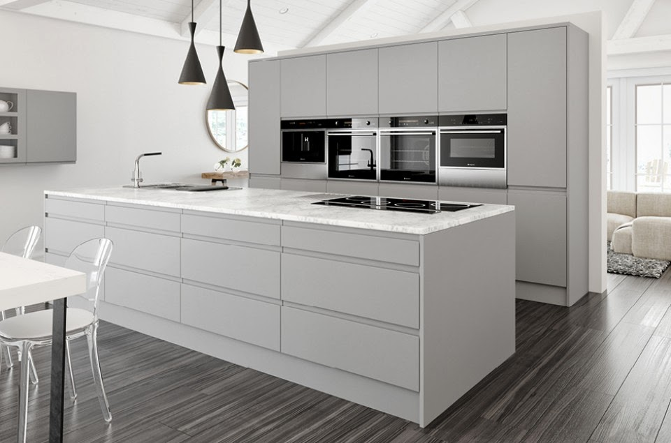 Crown Imperial Kitchens Pinova Lisa Melvin Design