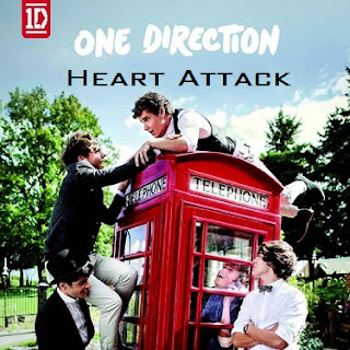 One Direction - Heart Attack Lyrics