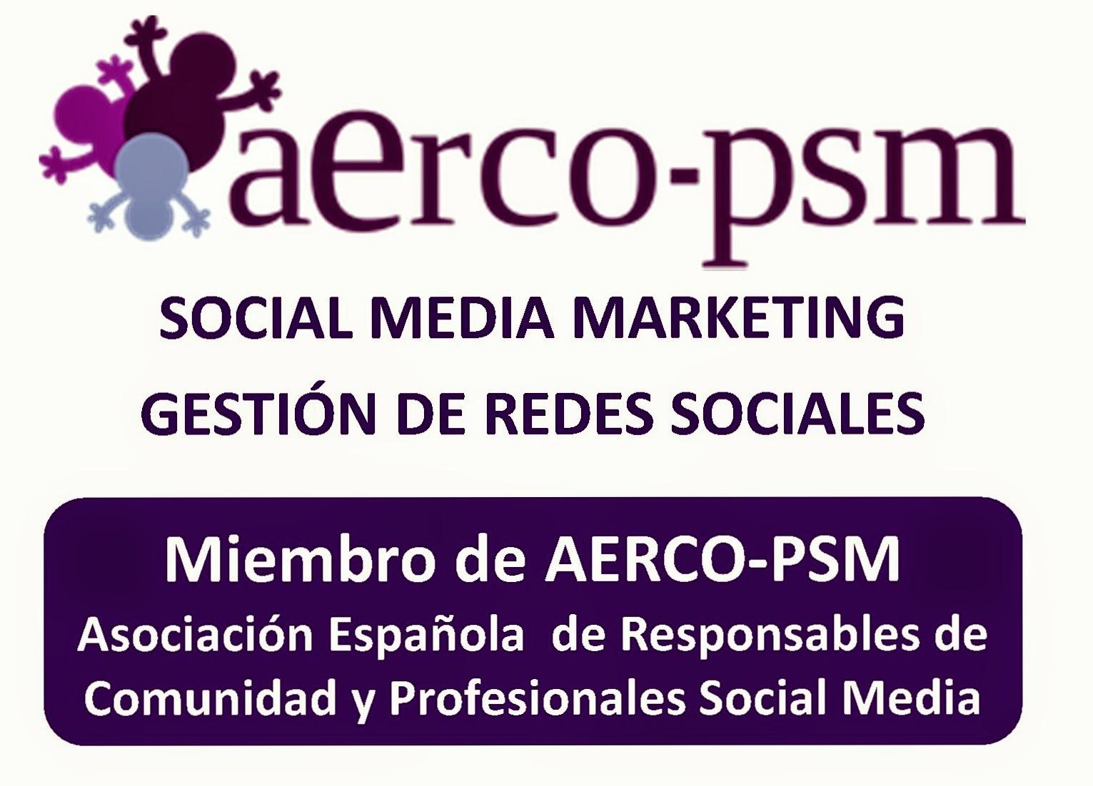 Socio de AERCO-PSM