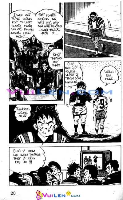 Jindodinho - Đường Dẫn Đến Khung Thành III Tập 66 page 20 Congtruyen24h