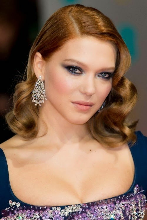 Lea Seydoux, New Bond Girl in Spectre 2015