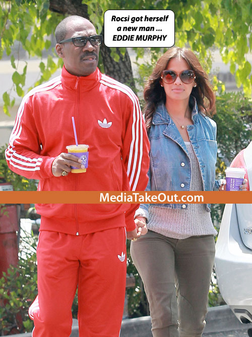 eddie murphy dating rocsi from 106 and park