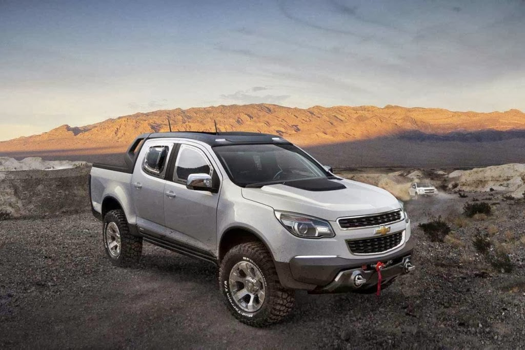 Chevrolet Colorado fuel mileage 18 Mpg city and 25 Mpg hwy.