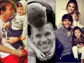 Wolexis Blog Top 10 Football's Most Amazing Fathers And Their Kids