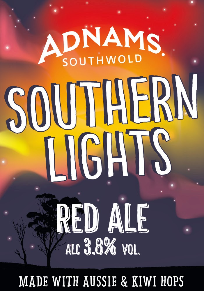 Whose Beer Is It Anyway? - Adnams & Southern Lights