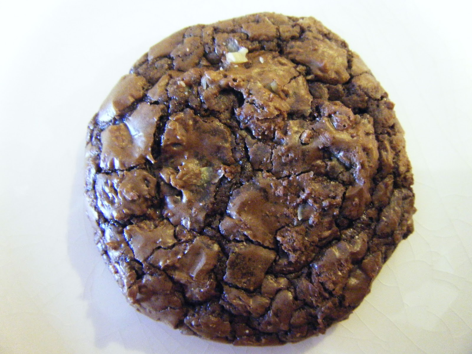 west side baker: Giant Chocolate-Toffee Cookies