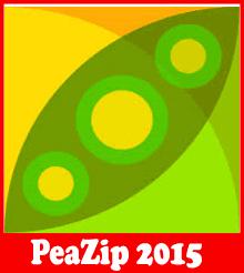 PeaZip 2015