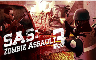 SAS: Zombie Assault 3 Apk Game for Android