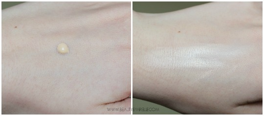 MAC Matchmaster 1.0 swatch