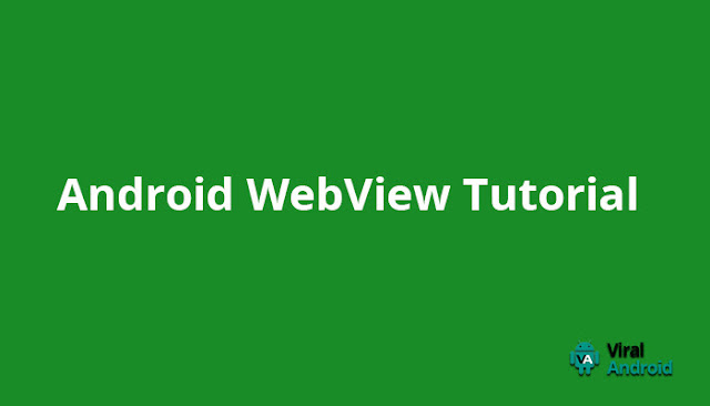 allows yous to convert a spider web page to your android application either past times viewing URL or your Android WebView Tutorial alongside Example
