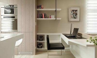 ruang belajar minimalis