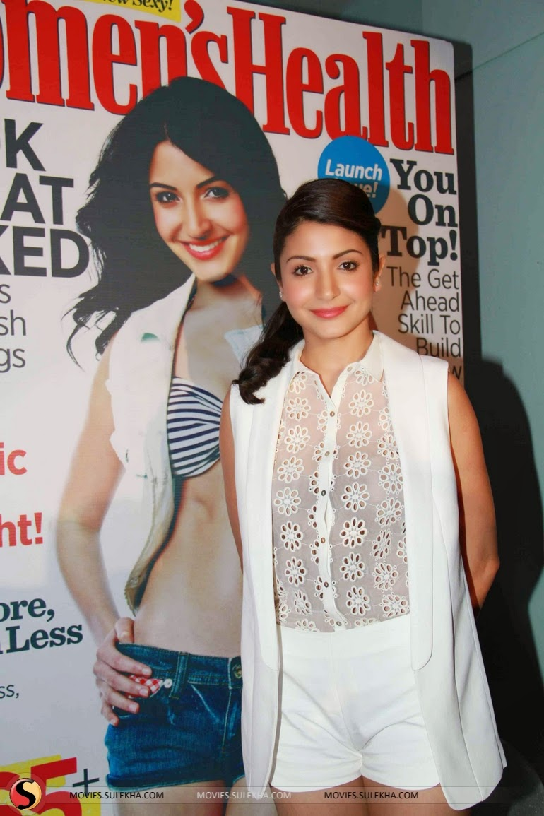 Anushka Sharma white hot