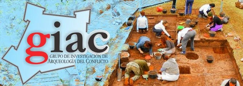 Arqueología del Conflicto