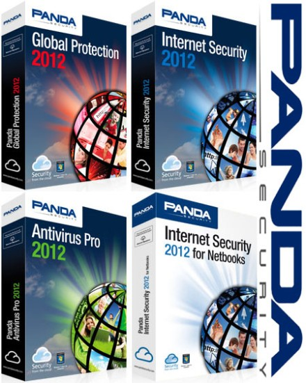 Panda Security Products 2012 Incl Activation AIO