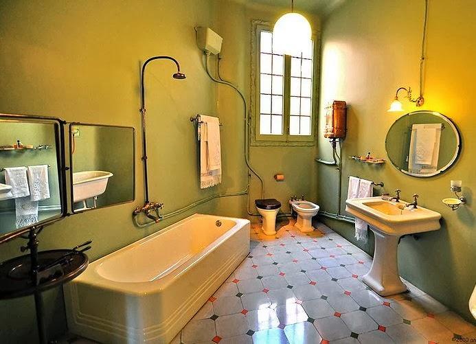 Barcelona ahora y siempre casa mil maxi y mini pisos for Salle de bain 1930