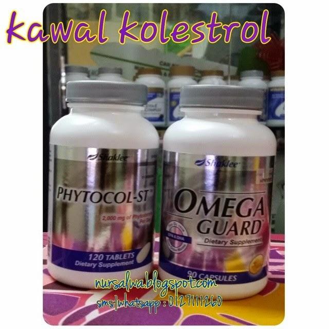 membantu mengatasi masalah kolestrol