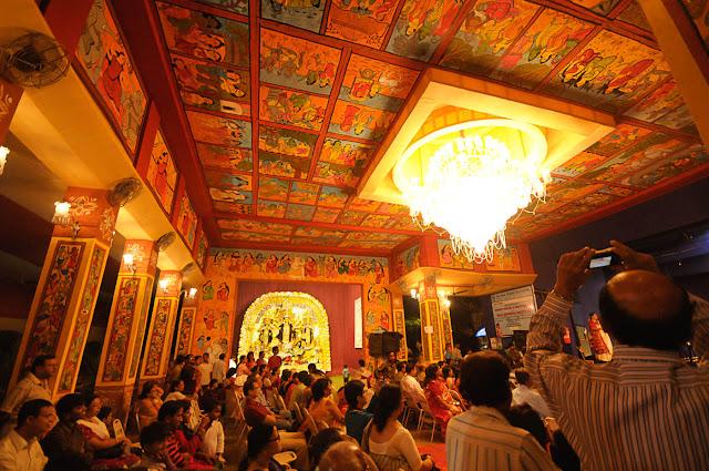 Durga Puja 2012 : Maha Sasthi