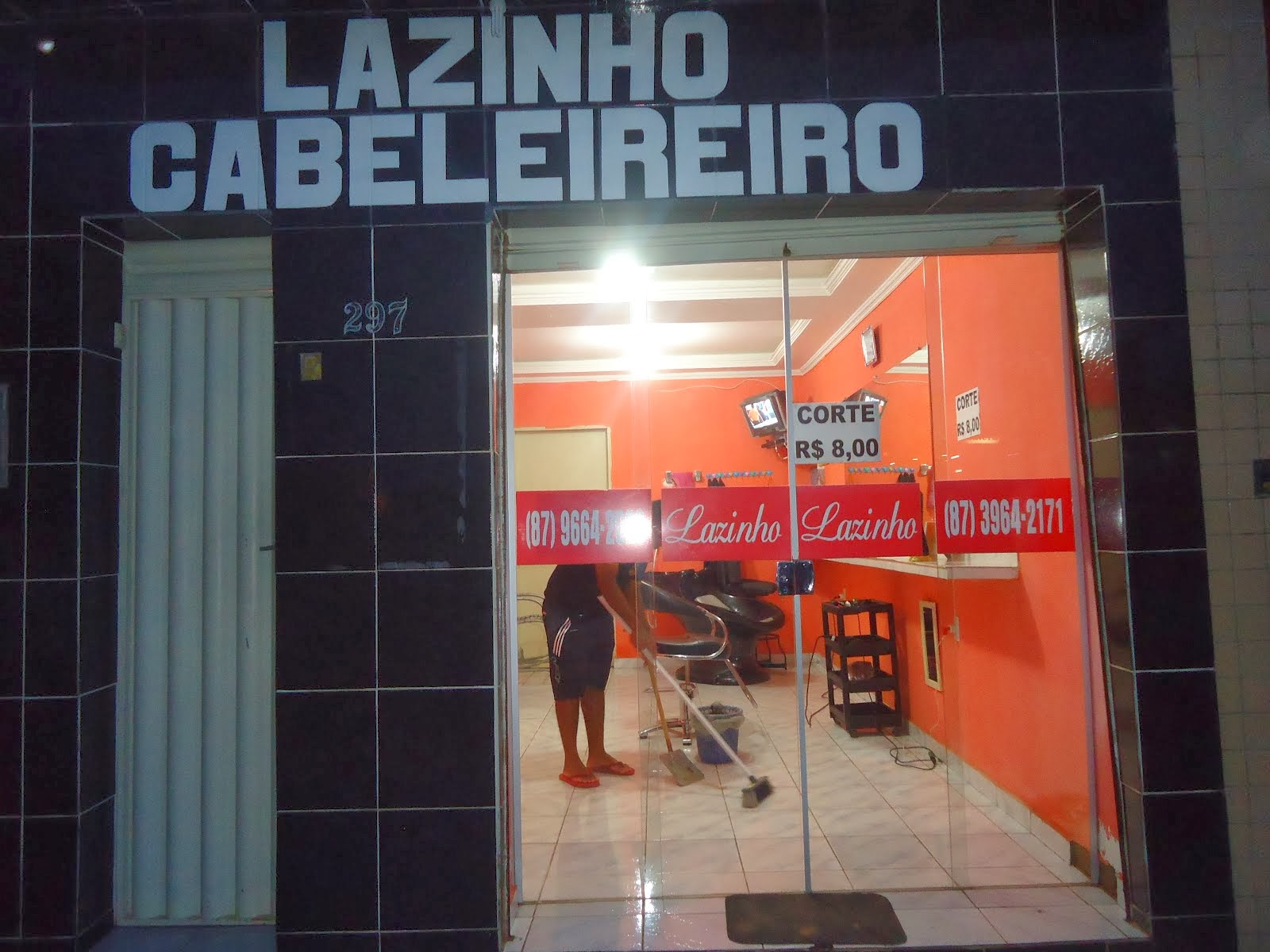 LAZINHO