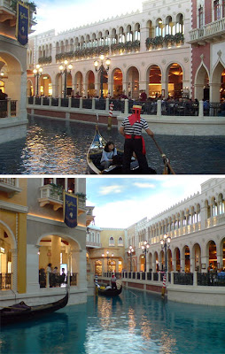 The Grand Canal Shoppes (Las Vegas, USA)