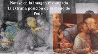 """Misterios de """"La ultima cena"""" de Da Vinci.  Misterios-la-ultima-cena-da-vinci-6"""