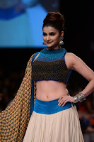 Prachi Desai Looks Stunning in a designer Gown at Lakme Fashion Week Must  See
