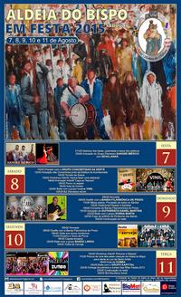 Aldeia do Bispo(Sabugal)- Festas em Hª de Nª Srª dos Milagres 215- 7 a 11 Agosto