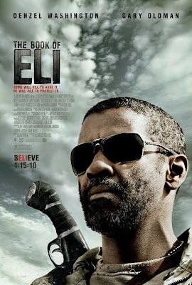 Watch The Book of Eli 2010 BRRip Hollywood Movie Online | The Book of Eli 2010 Hollywood Movie Poster