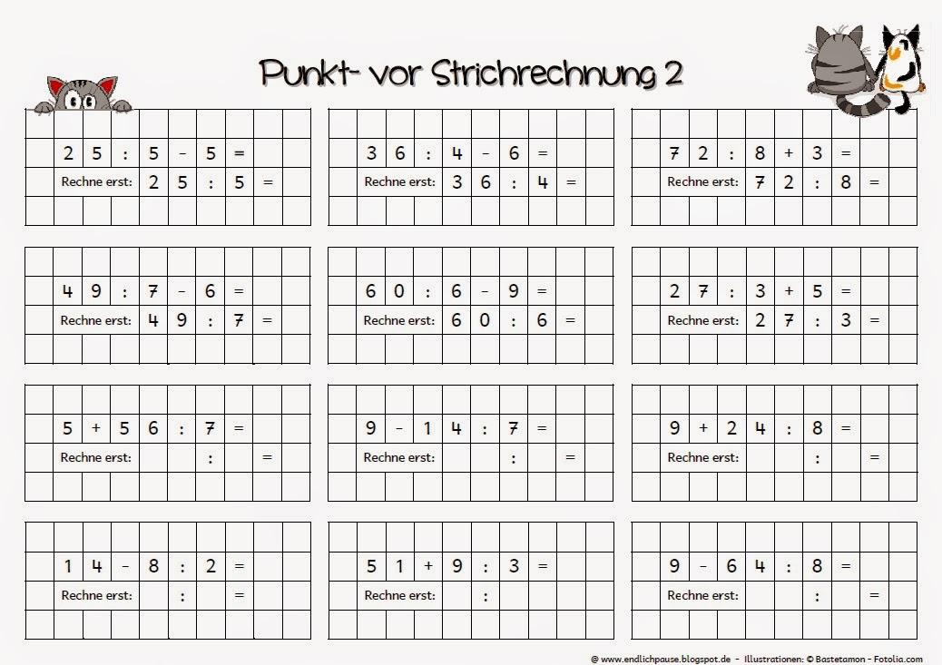 Fantastisch Mathe Punkt Zu Punkt Zeitgenössisch - Gemischte Übungen ...