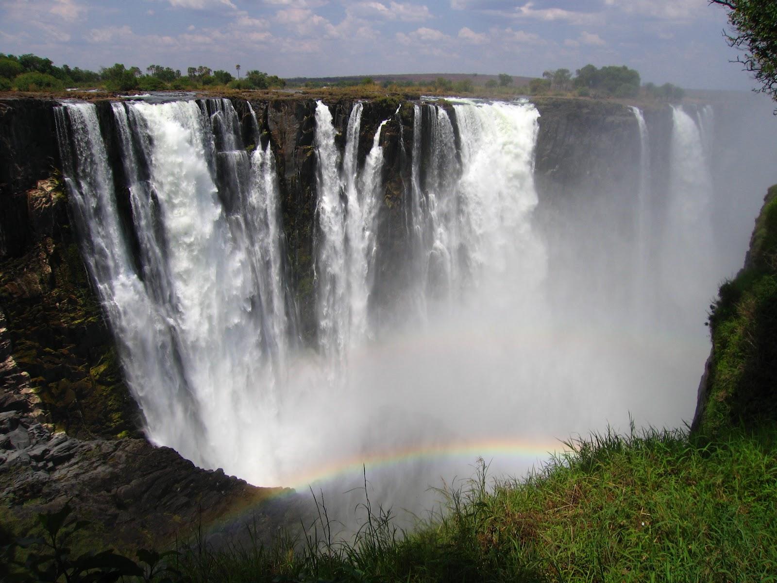 Travel trip journey victoria falls zambia and zimbabwe