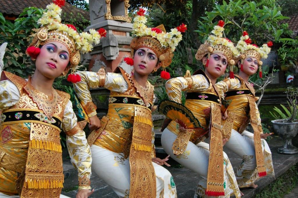 Seni Tari Budaya Bali