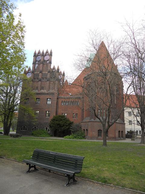 Berlin Museum in Mitte